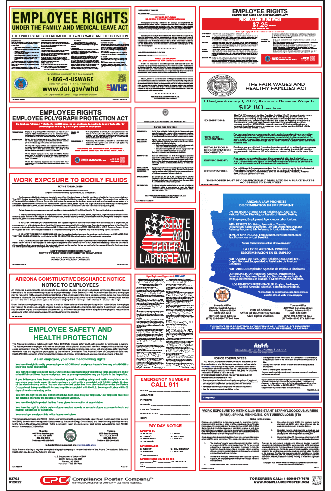 Arizona Labor Law Posters 2018  Free Shipping $50. Best Lung Cancer Treatment Centers. Virginia State Univeristy Tatum O Neal Drugs. High Performance File Server. Divorce Attorneys Boise Crm Phone Integration. Lap Band Pictures Before And After. Discover Leadership Training. University Of Phoenix Pharmacy Tech. Customer Service Tracking Jpl Process Service