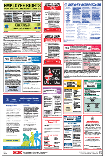 Maine Labor Law Posters