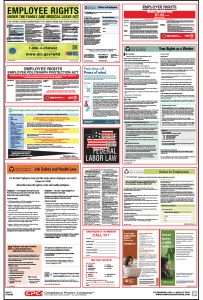 Washington State Labor Law Posters