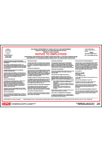 Colorado Radiation Protection Standards Poster