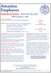 Rhode Island Minimum Wage