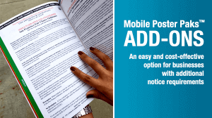 Mobile Poster Pak Add-Ons